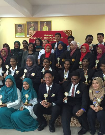 Seminar on Business Studies for Pre University Students for Selangor State Level 2016 Pic 1