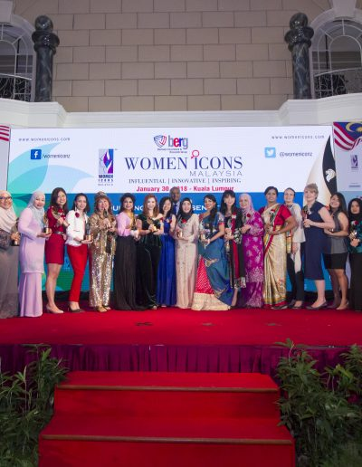 Women Icons Malaysia Awards 2018 Berg Pic 2